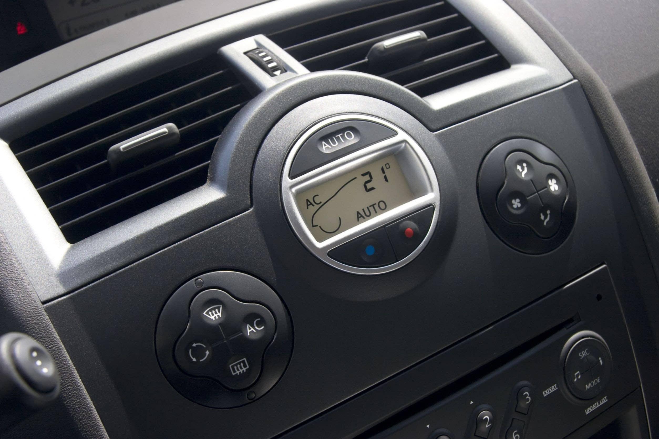 Mitsubishi Outlander Aircon Faults
